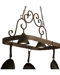 Elana 2 LT Pot Rack by