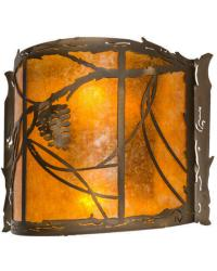 Whispering Pines Wall Sconce 165158 by