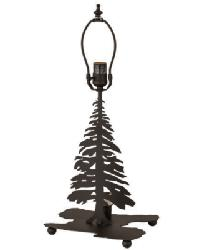 Tall Pines W Lighted Base Table Base 165584 by