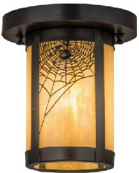 Fulton Spider Web Flushmount 166029 by