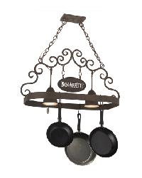 Bon Appetit 2 LT Pot Rack by