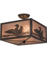 Loon Flushmount by