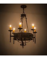 Lorenzo 6 LT Chandelier 167204 by