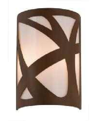 ADA Mosaic Wall Sconce by