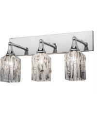 Metro Fusion Licorice 3 LT Vanity Light by