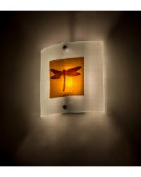 Metro Fusion Dragonfly Wall Sconce 170880 by