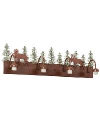 Wandering Moose 4 LT Vanity Hardware by