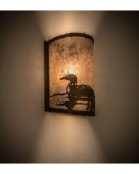 Loon Left Wall Sconce 68172 by