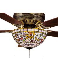 Turning Leaf Fan Light by