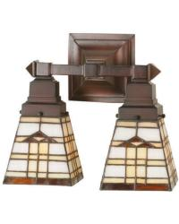 Arrowhead Mission 2 LT Wall Sconce 98200 by