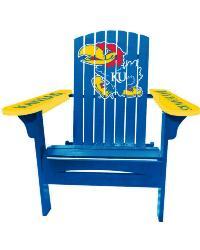 KAN1001 Kansas Adirondack Chair by