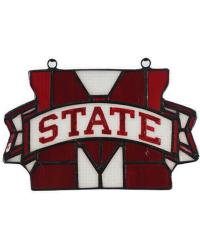 MSU101 Mississippi State Suncatcher by