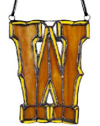 WYO101 Wyoming Suncatcher   by