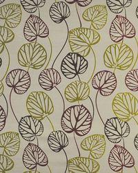 Pink Color Theory Full Bloom Fabric Maxwell Fabrics Climbing Leaf 316 Azalea