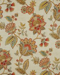 Color Theory Sunset Fabric Maxwell Fabrics Fall Garden 322 Fruit