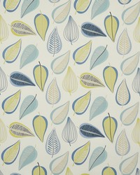 Color Theory Seaglass Fabric Maxwell Fabrics Leaves Festival 217 Frozen