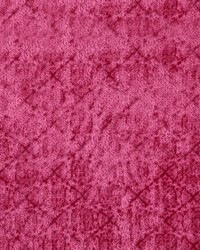 Pink Floral Diamond Fabric  Prism 637 Fuchsia