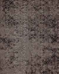 Brown Floral Diamond Fabric  Prism 641 Walnut