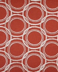 Red Color Theory Sunset Fabric Maxwell Fabrics Supernova 330 Brick