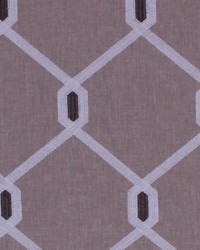 Silver And Slate RM Coco Fabric