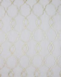 Beige Trellis Diamond Fabric  Palera Ivory