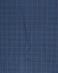 Pickwick Check Cobalt by