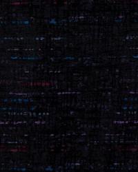 Black Abstract Fabric  Flashdance Midnight