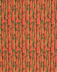 Bamboo Garden Io Coral by
