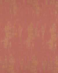 Orange Abstract Fabric  Frescatto Coral