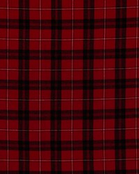 Sheffield Plaid Classic Red by