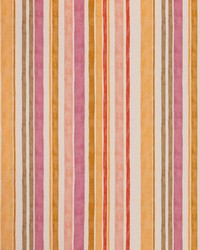 Chelsea Stripe Peach Glow by