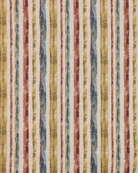 San Torini Stripe Tuscan Red by