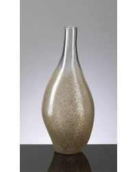 Medium Mocha Dipped Vase 02135 by