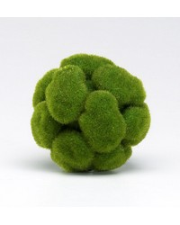 Small Moss Sphere 02607 by