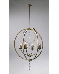 Emilia 16lt Chandelier by