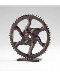 Gear Sculpture #3 04731 by
