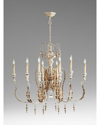 Motivo 8 Lt. Chandelier by