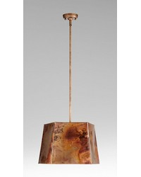 Heritage One Light Pendant 05157 by