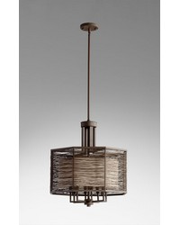 Pascal Eight Lt. Chandelier by