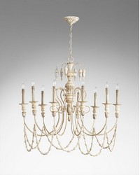 Florine Nine Lt. Chandelier by