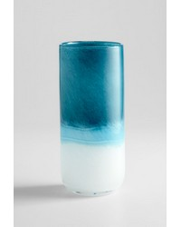 Md Turquoise Cloud Vase 05876 by