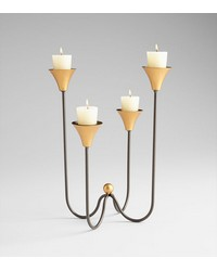 Lg. Bell Tower Candleholder 06197 by