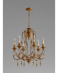 Lolina 6lt Chandelier by