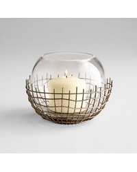 Medium Silk Candleholder 06671 by
