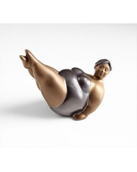 Yoga Betty Sculpture 06883 by