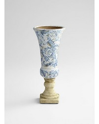 Small Baroque Planter 07424 by