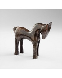 Small Foal Play Sculpture 08090 by