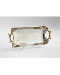 Small Horn Handle Tray 08171 by