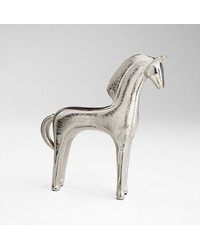 Large Horseplay Sculpture 08284 by