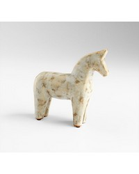 Large Pony Up Sculpture 08409 by